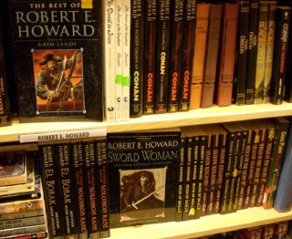 ROBERT E. M'F'ING HOWARD. (It's a good time to be a Robert E. Howard fan.)