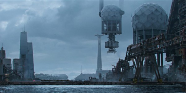 Another view, Corellian seaport