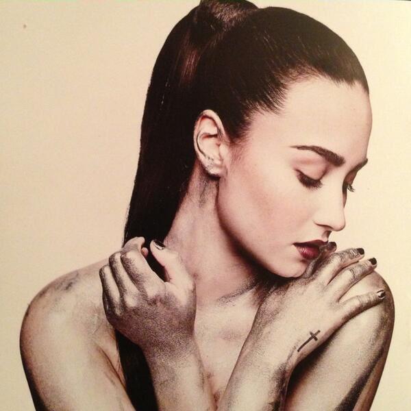 Demi album cover 2