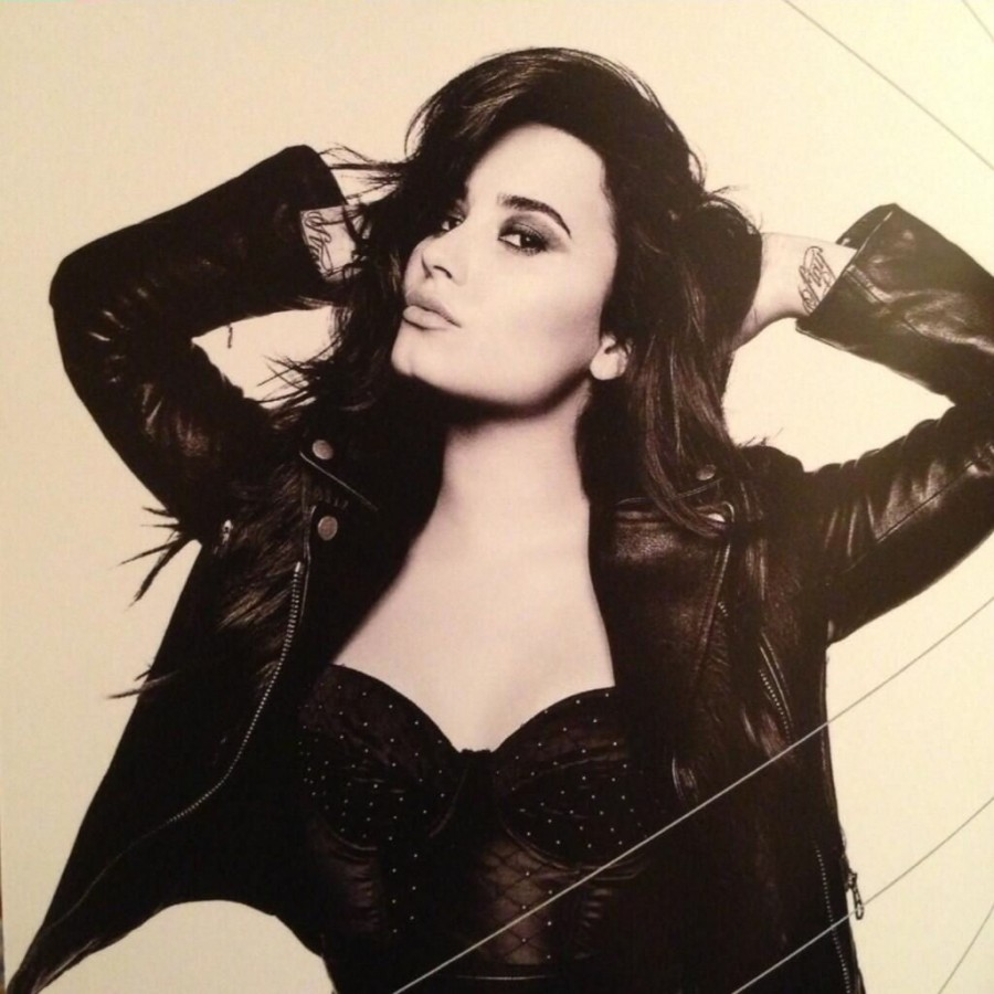 Demi album cover 3