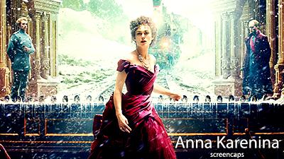 Anna Karenina Keira Knightley Film