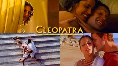 Кадр из кинофильма «клеопатра» 1999 год. Корона царицы в виде.