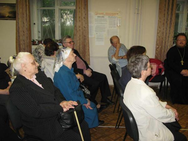 Праздничный концерт в ВОС Сокол