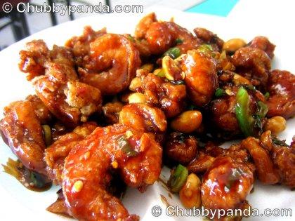 kung pao chicken and shrimp recipe