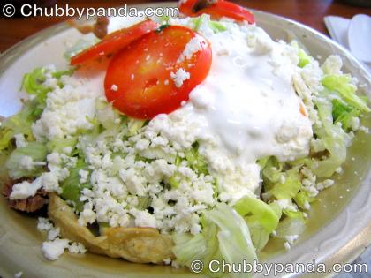 Lucia's Tacos y Mulitas - Sope
