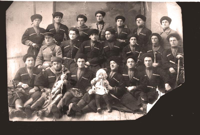 1 jsetinskij kazachij polk