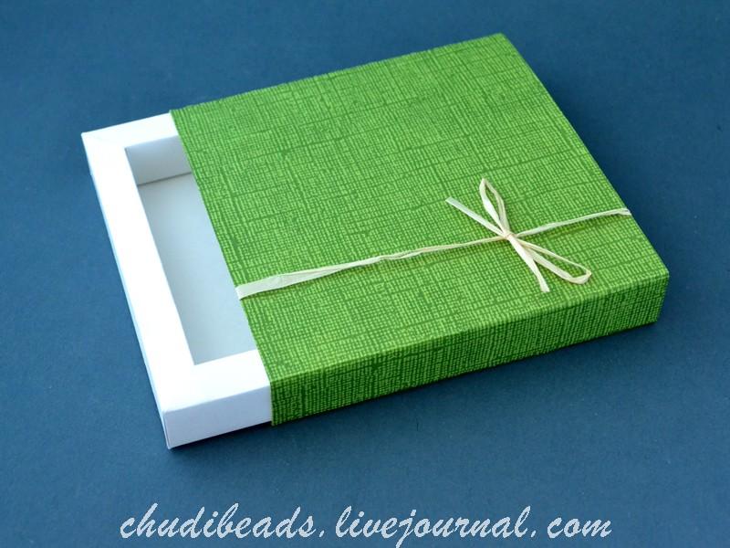Коробка для конфет своими руками из картона