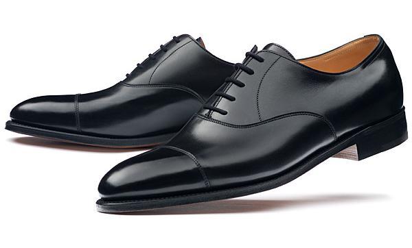 Классическая обувь оксфорды Loake