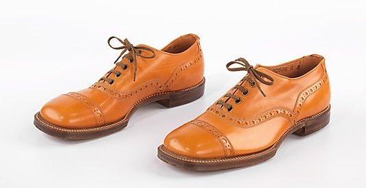 Attributed to Hurd Shoe Co_ 1940-49