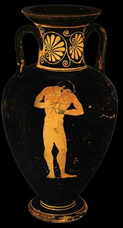Kleophrades Amphore