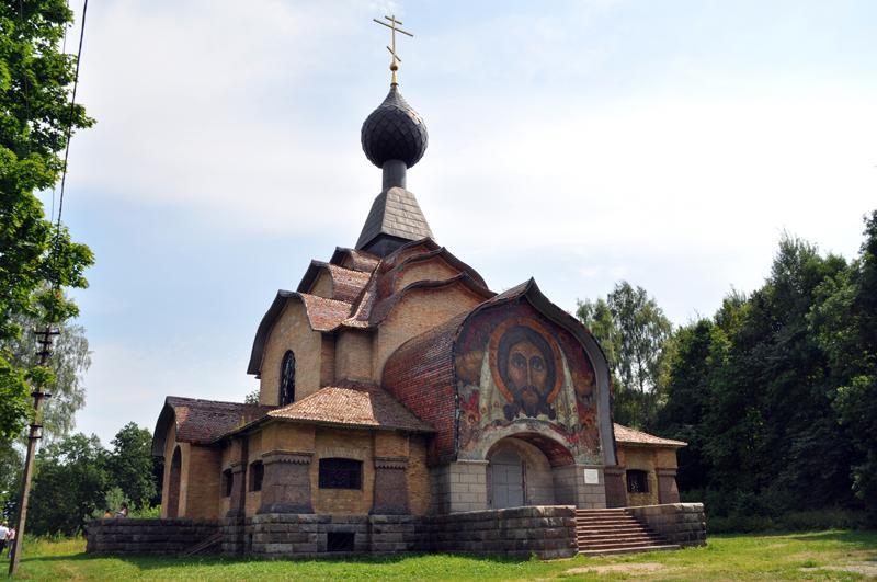 церкв Святого Духа