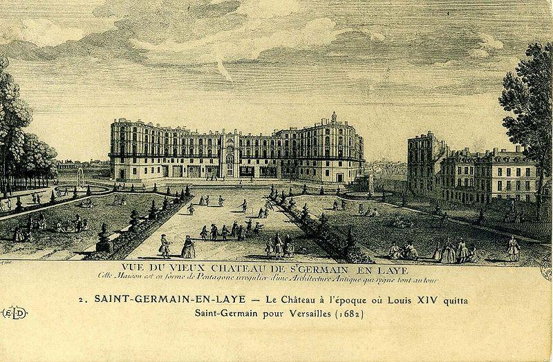 800px-Saint-Germain-en-Laye_-_château_1682