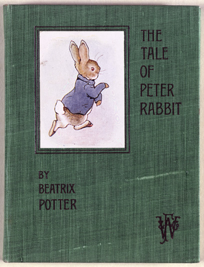 warnes_cloth_first_edition_of_the_tale_of_peter_rabbit