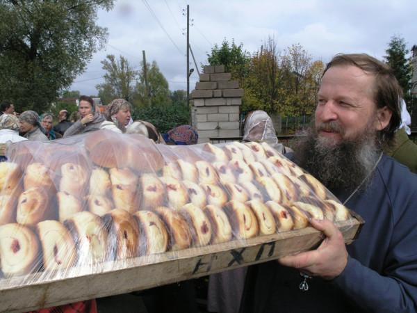 хлебосольный пастырь