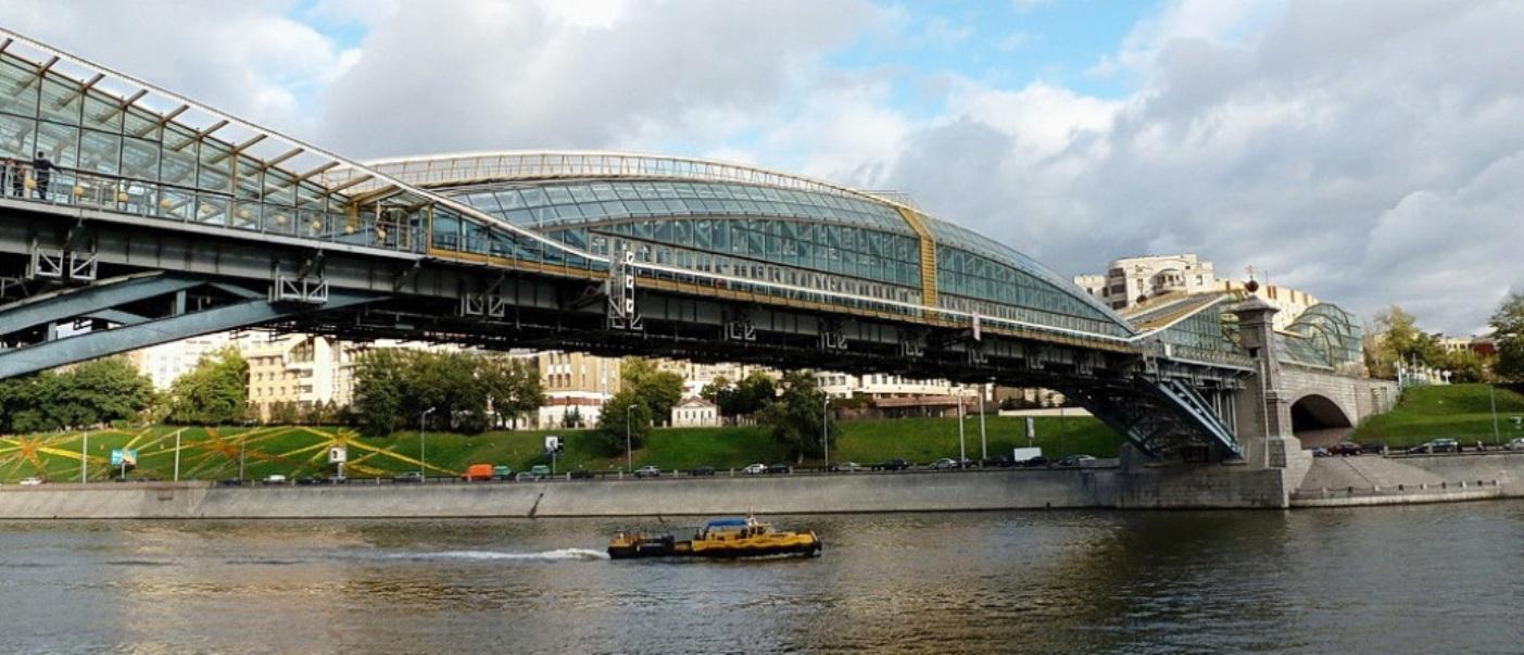 всему, рисовали пешеходные мосты москвы фото интерьере электрокамины размещают