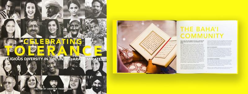 В последние годы общенациональная дискуссия о мирном сосуществовании значительно активизировалась не только в ОАЭ, но и во всём арабском регионе. Государство спонсировало издание книги под названием «Провозглашение толерантности: религиозное разнообразие в Объединённых Арабских Эмиратах». Она была опубликована в 2019 году в ознаменование «Года толерантности». Этот сборник содержит опыт различных религиозных общин в ОАЭ и их вклад в мирное сосуществование в Эмиратах.