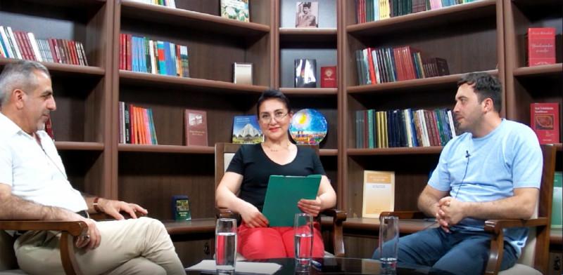 Недавняя программа, где обсуждался принцип бахаи о равенстве женщин и мужчин.