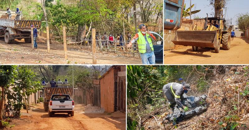 Вдохновлённые энтузиазмом молодежи и других людей, которые пришли поддержать инициативу, муниципальные работники расширили свои усилия по очистке территории за рекой на другие части района, в результате чего было вывезено 12 тонн мусора.