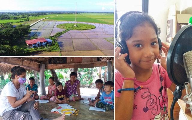 Роль радиостанций, которыми управляют общины бахаи в разных странах (включая Radyo Bahá'í на Филиппинах), возросла во время пандемии. Сейчас они выступают в качестве источника важной информации и служат якорем общественной жизни, когда другие формы взаимодействия между людьми  сведены к минимуму.