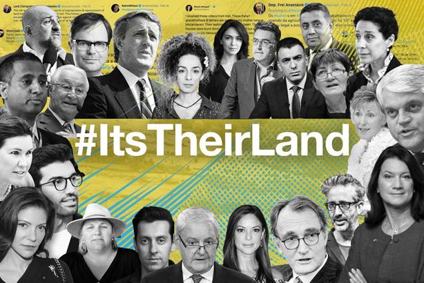 #ItsTheirLand: Беспрецедентная реакция общественности доносит голос преследуемых бахаи из иранской деревни до всего мира
