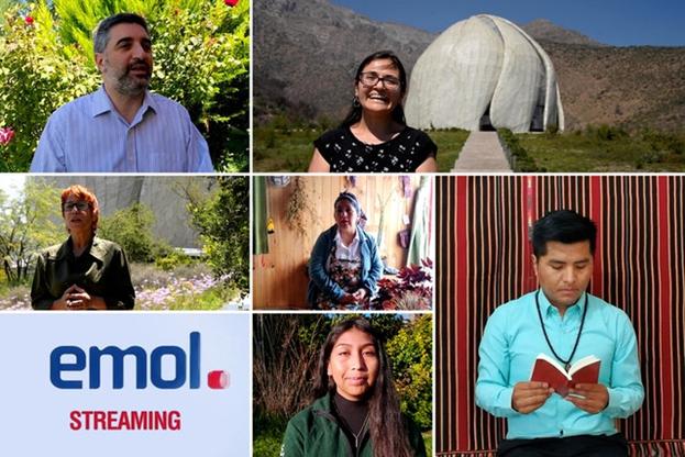 В программе, подготовленной чилийскими бахаи и транслировавшейся в Интернете телеканалом EMOL, одним из ведущих новостных агентств Чили, рассматривается опыт реагирования на кризис в области здравоохранения.