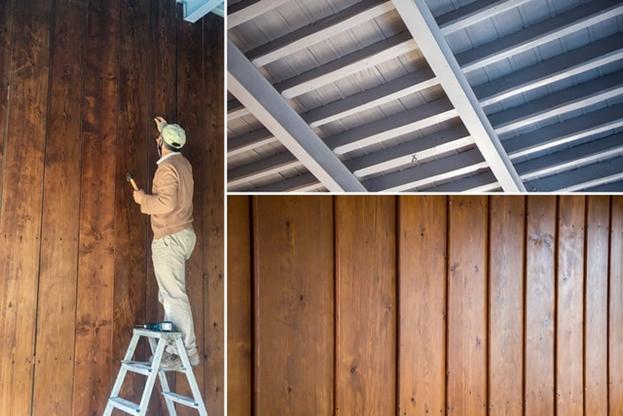 В комнате, где Бахаулла явил Китаб-и-Агдас, была проведена реставрация деревянных стеновых панелей, многие из которых покоробились или обесцветились. Каждая из них была выпрямлена, укреплена и заново окрашена.