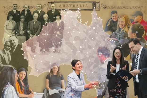 Через пять месяцев после своей публикации документ «Создавая общую картину мира» продолжает стимулировать глубокие дискуссии в разных штатах и провинциях Австралии.