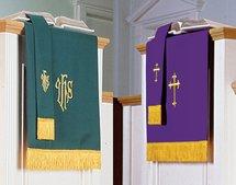 2-Piece Reversible Parament Set | Church Partner Supplies