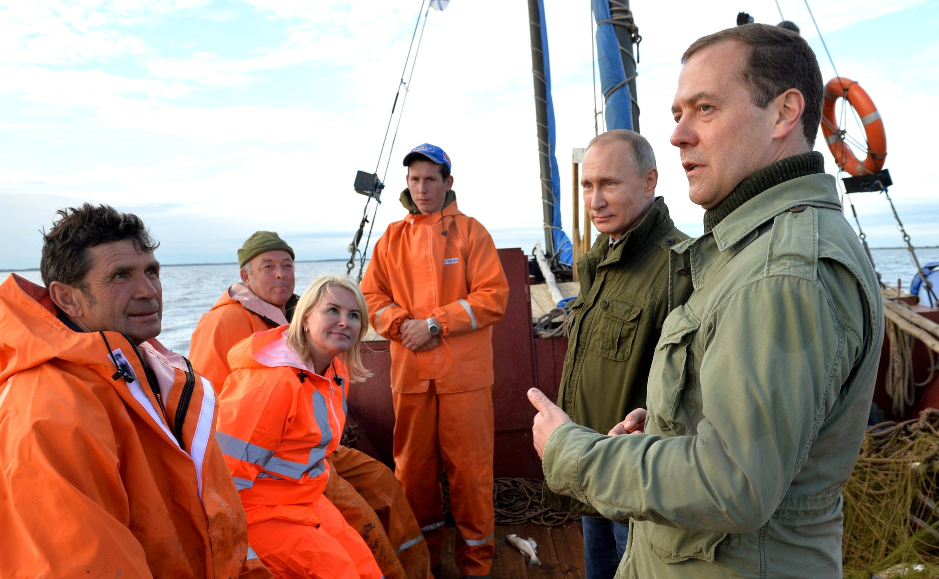 зарплата рыбака в сша