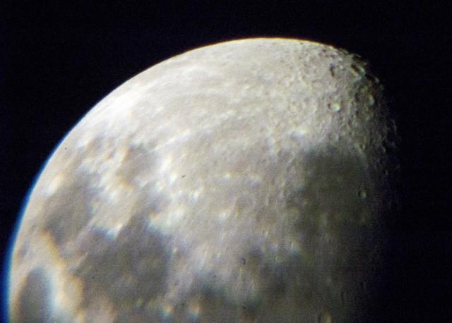 фото сатурна при разной кратности увеличения немного, очень