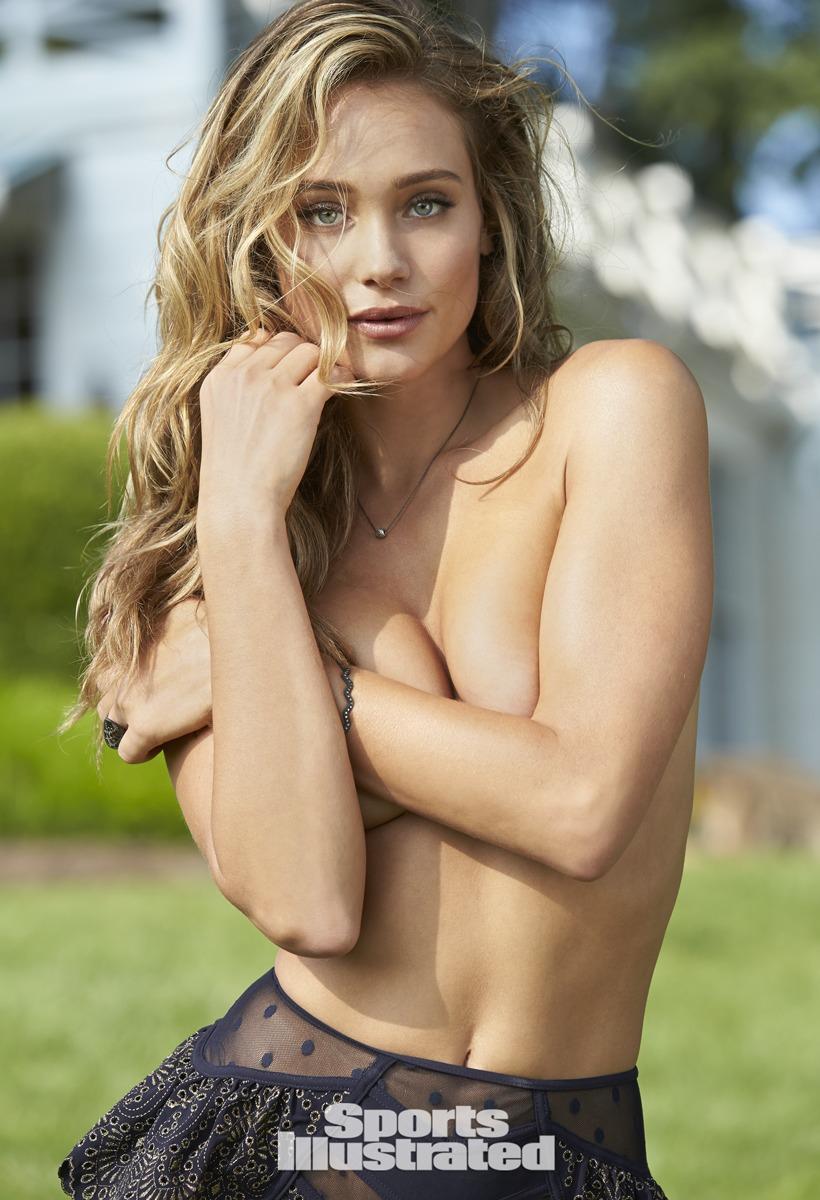 Ханна Дэвис в купальниках Sports Illustrated Swimsuit 2015 - Hannah Davis by Ben Watts at Blackberry Farm, Tennessee