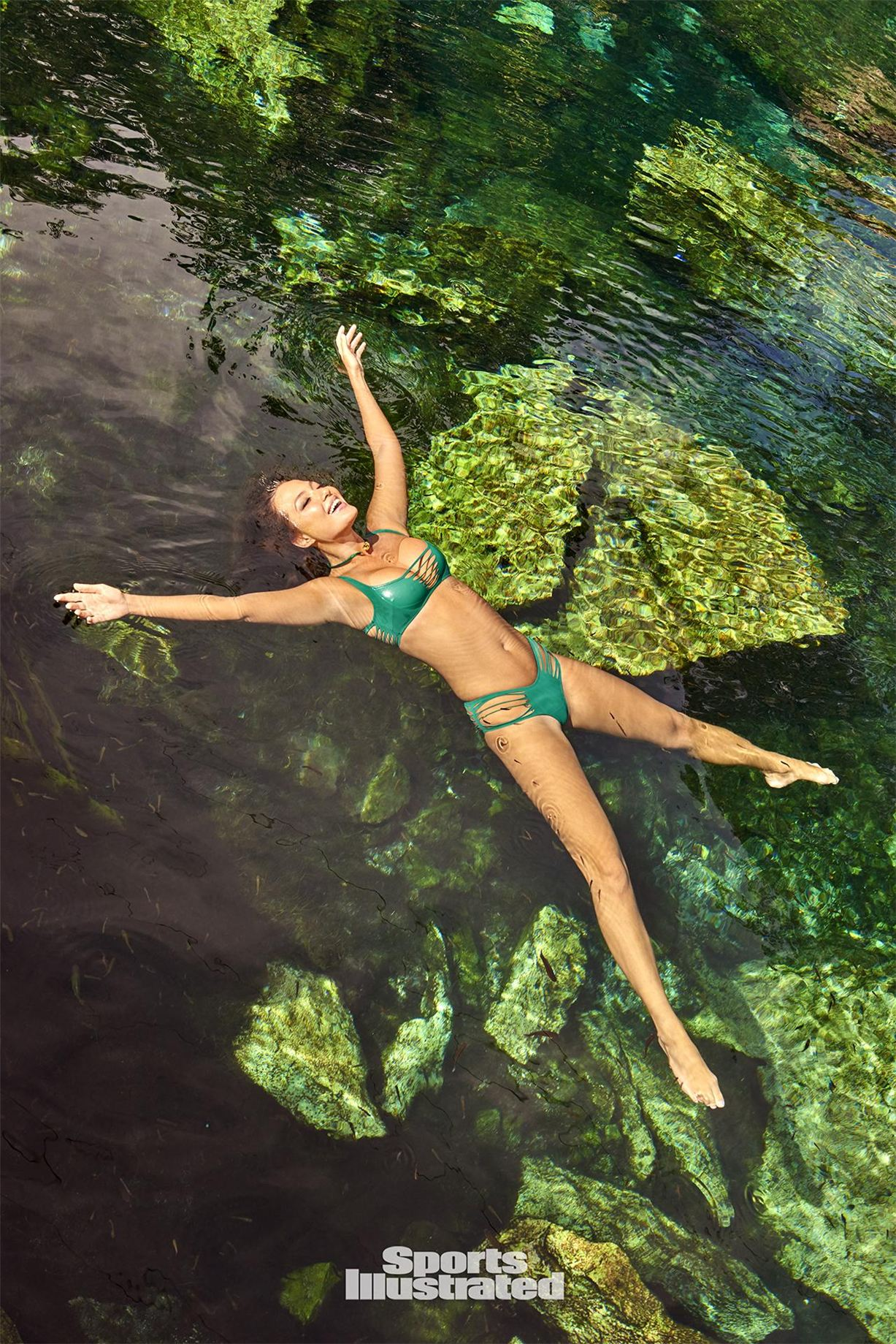 Mia Kang / Миа Канг в купальниках из новой коллекции Sports Illustrated Swimsuit 2017 issue / in Mexico by Ruven Afanador