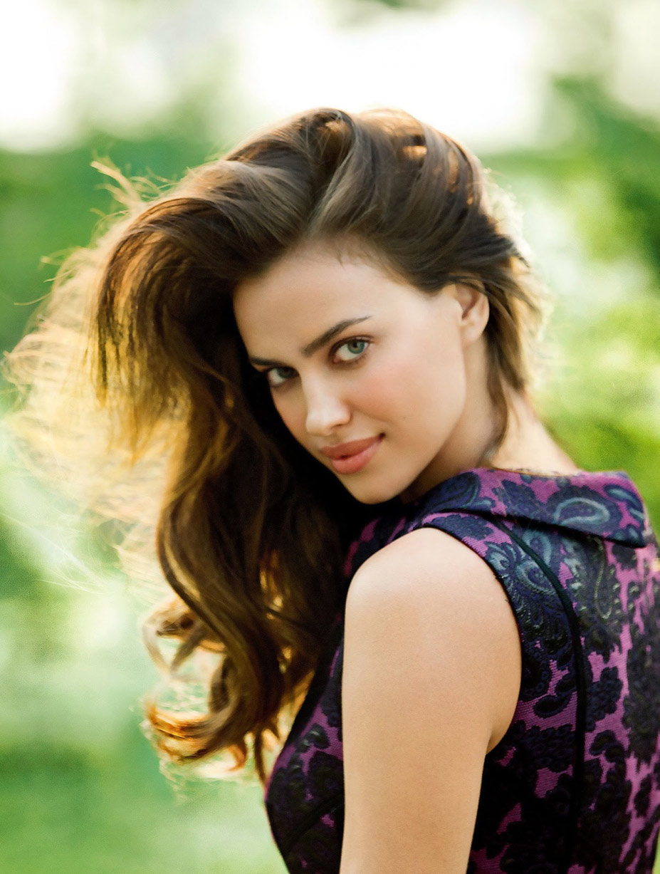 Ирина Шейк / Irina Shayk - Cosmopolitan China july 2014