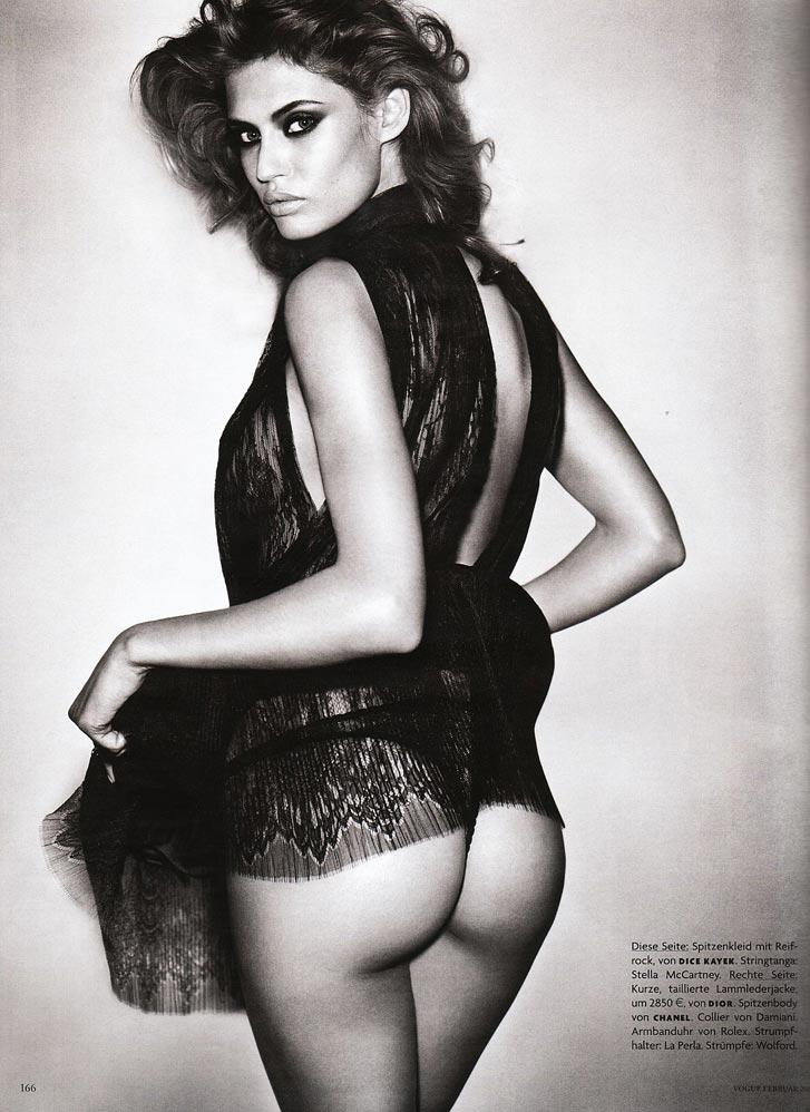 Bianca Balti Privat Stunde in Vogue