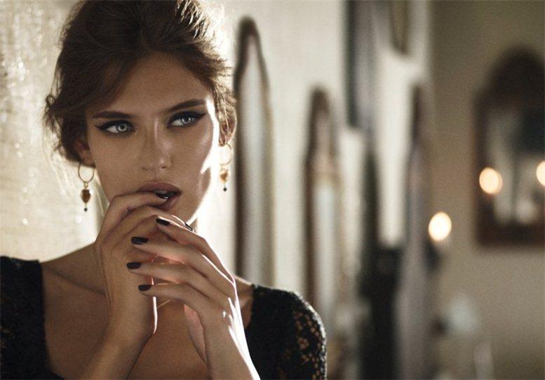Bianca Balti / Бьянка Бэлти, фотограф Giampaolo Sgura в рекламной кампании ювелирных изделий Dolce Gabbana Jewelry 2011