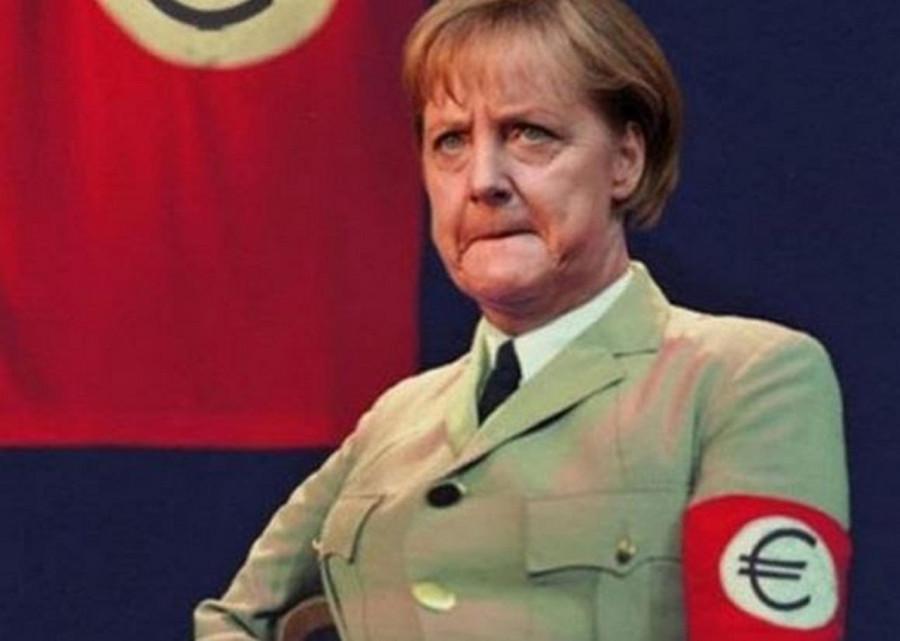 Зачем Меркель лжёт?