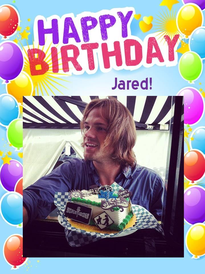 Jaredbirthday2013me