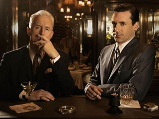 Mad Men Drinking