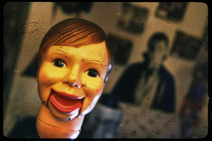 Sinister Simon Grindhouse Picture.