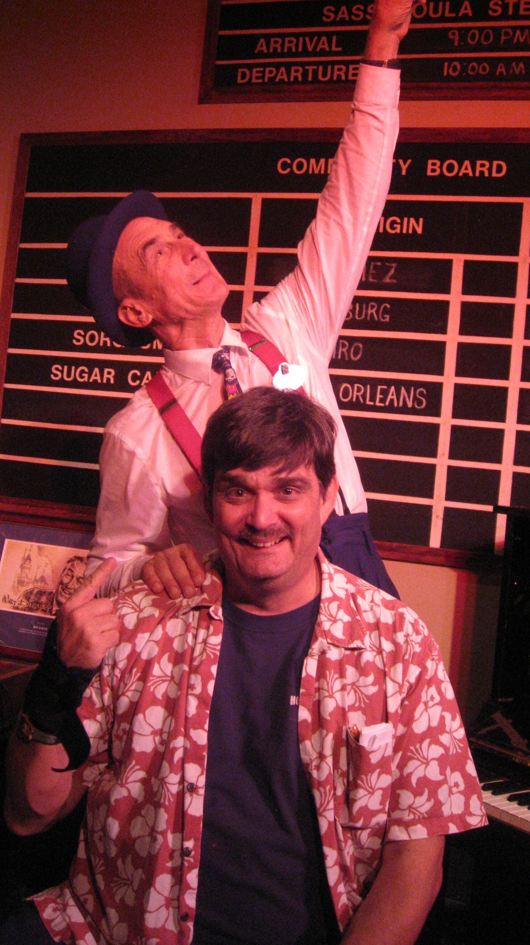 Cinema  Dave meets YeeHaw Bob