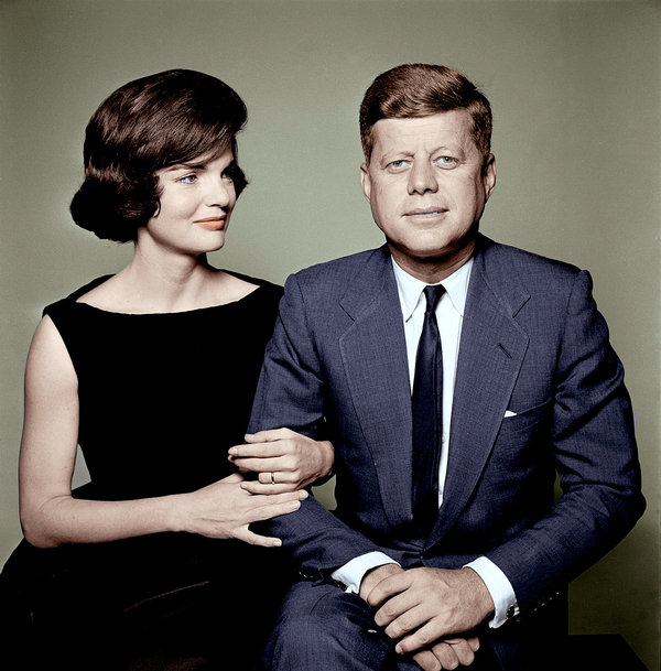 jackie_and_john_kennedy_by_kraljaleksandar-d3hj5w3