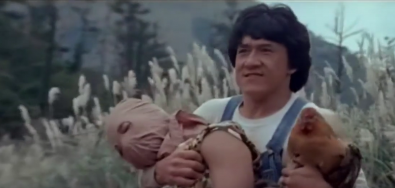 Почему фильмы Джеки Чана такие класные?