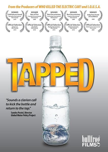 Что посмотреть? Вода в бутылке Tapped