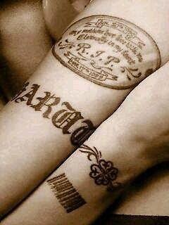 Namie tattoo