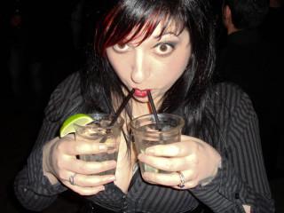 Juli has plenty of gin