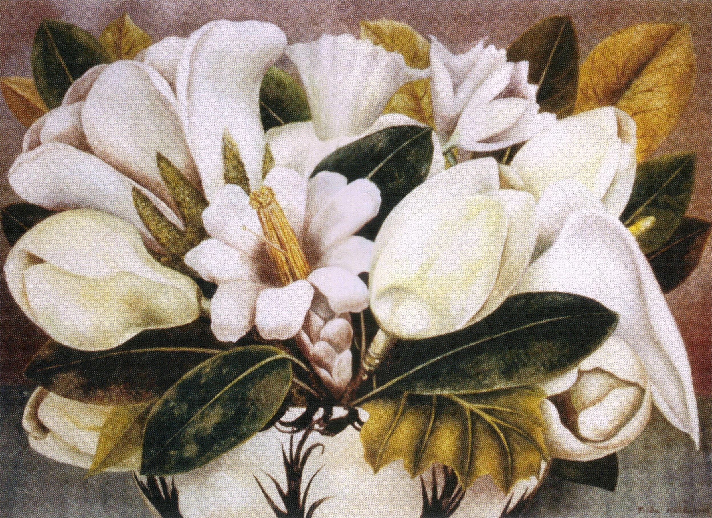 magnolias-1945