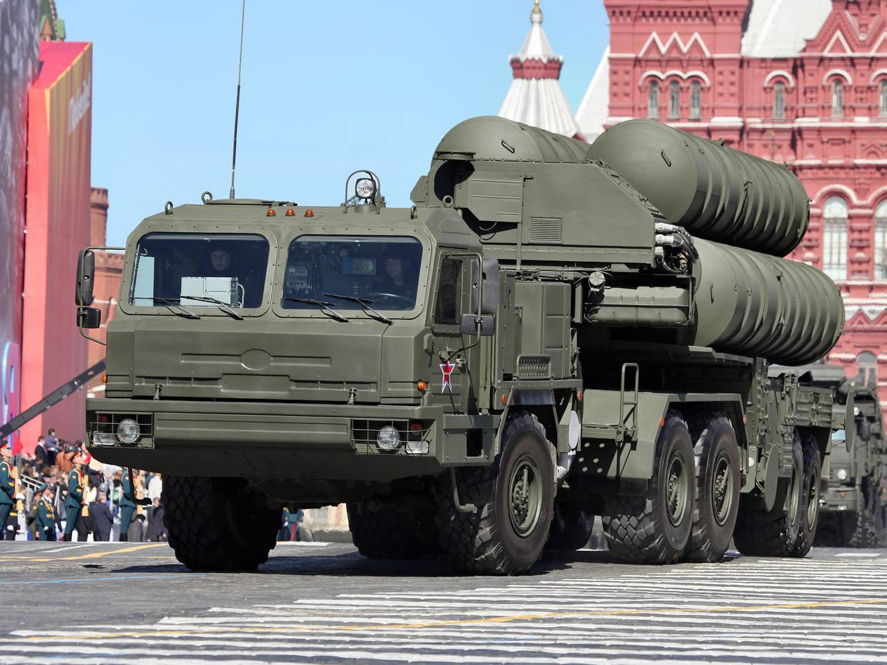 Министр обороны о прогрессе российских систем ПВО