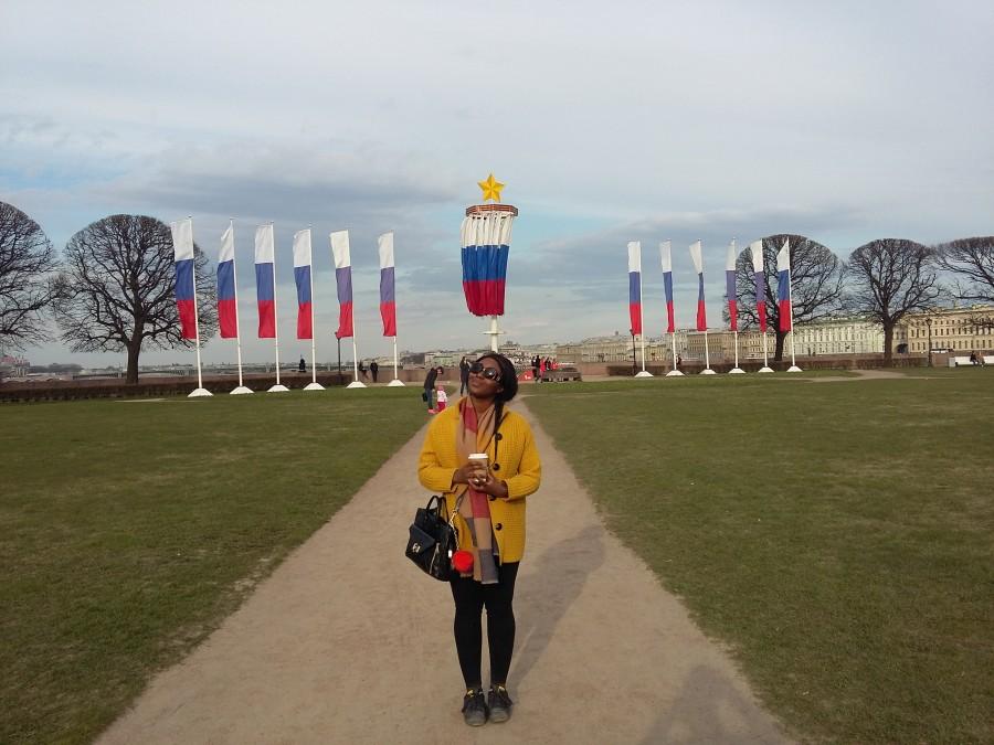 Что шокировало темнокожую британку в России