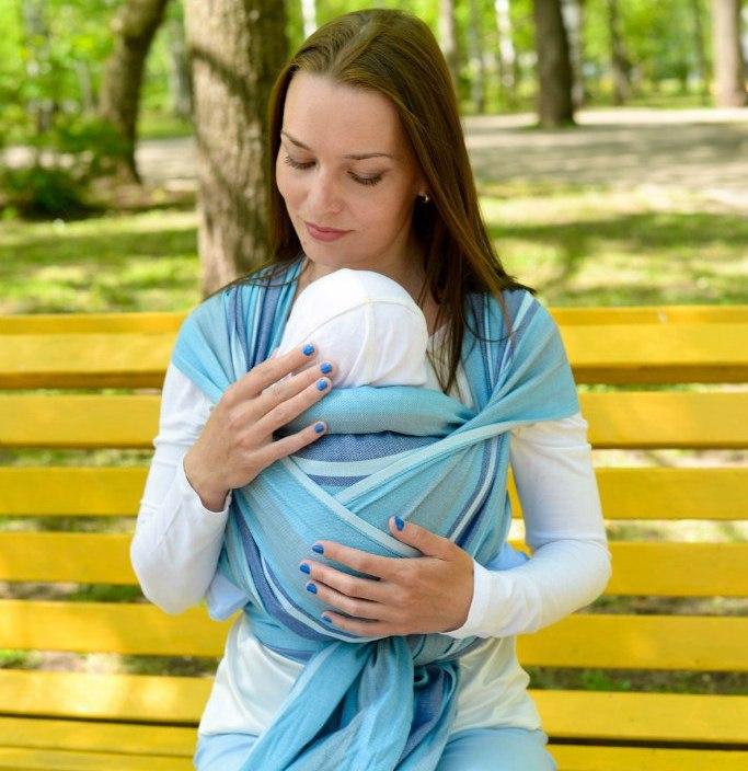 Слинги для новорожденных сшить 25