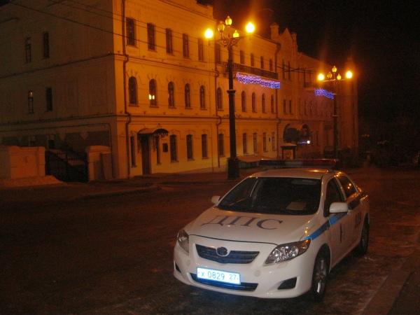1 Ночное авто